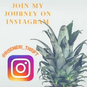 Join me on Instagram!